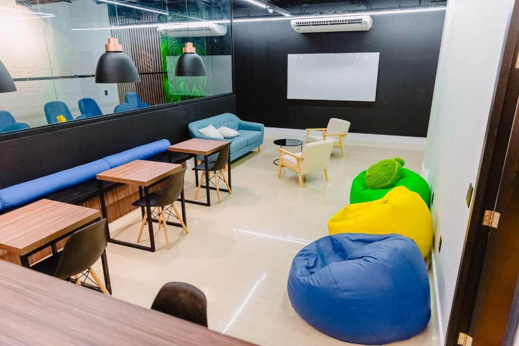 Sala escritório novo Mobills 1