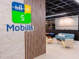 Foto da entrada da empresa Mobills para simbolizar o tema História do Mobills: o melhor aplicativo de finanças pessoais