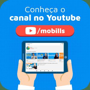 Conheça o canal no Youtube Mobills