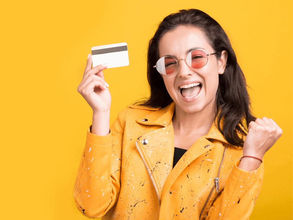 representação de cartão de crédito sem anuidade