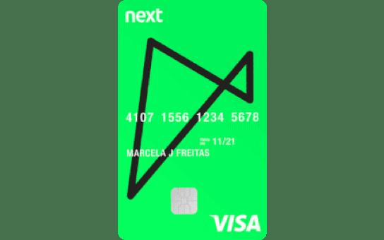 cartão next sem anuidade