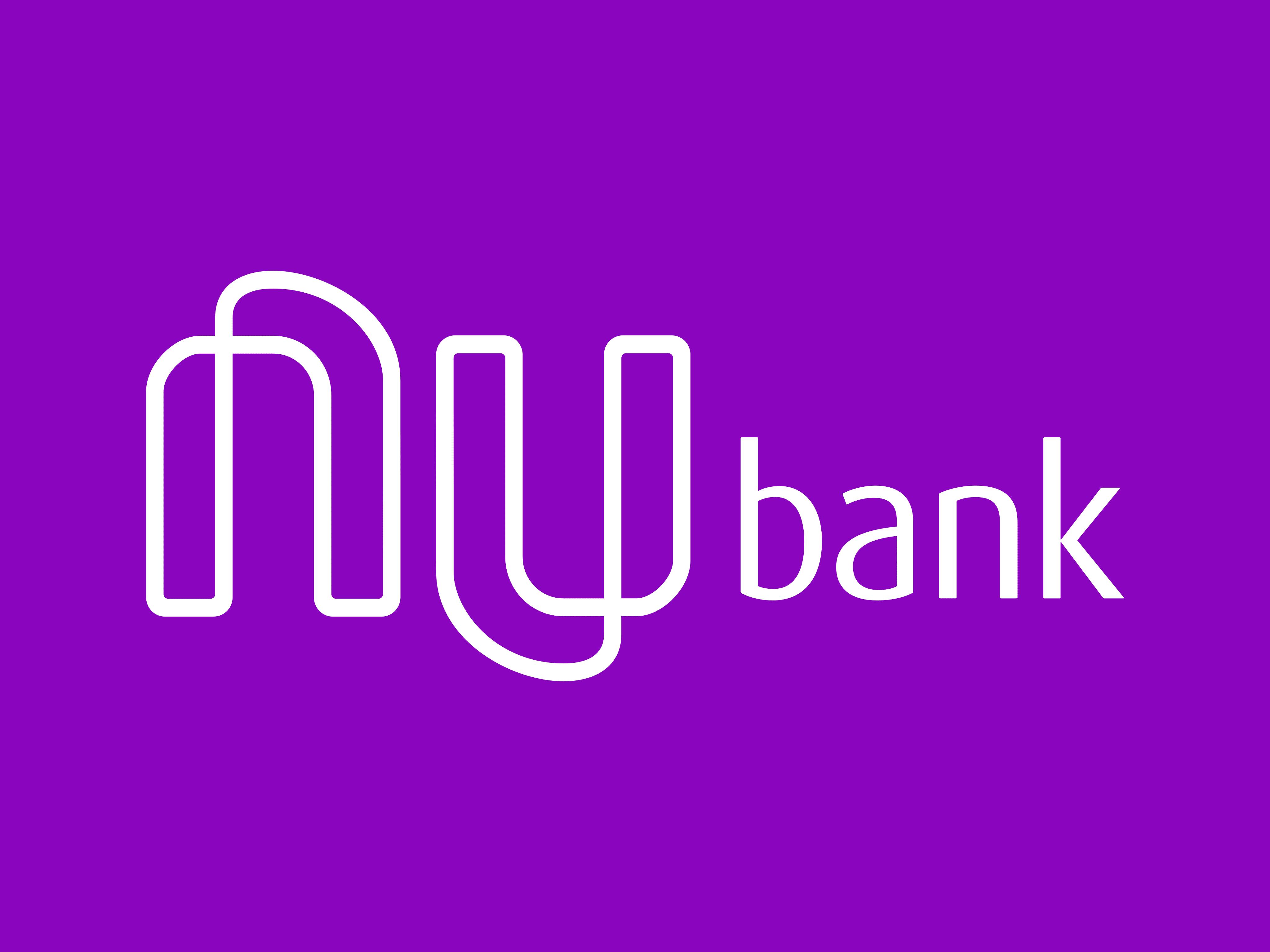 Logotipo Banco Digital Nubank
