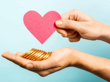 Imagem representando o tema como juntar dinheiro para casar