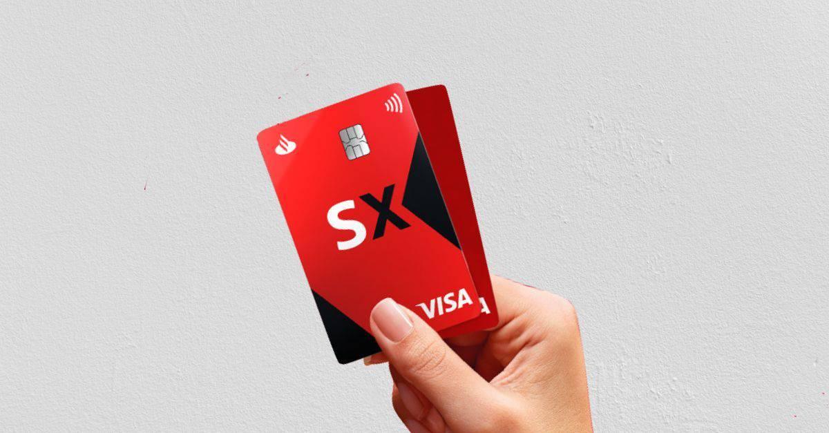 Cartão Santander SX é crédito ou débito?Veja como funciona esse cartão
