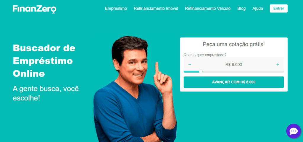 FinanZero, considerada uma das melhores empresas de empréstimo online