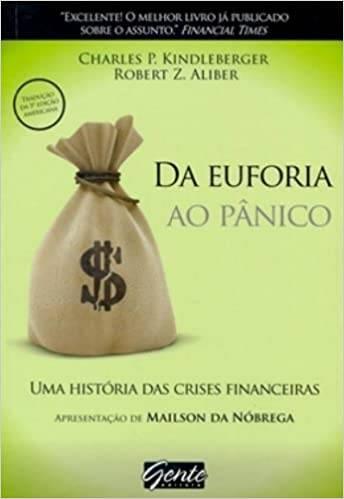 Da Euforia ao Pânico: livro sobre investimentos