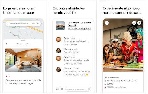App que permite ganhar dinheiro extra por meio de hospedagem