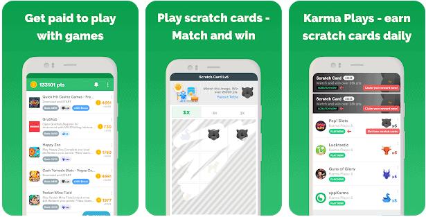 App para ganhar dinheiro jogando