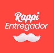 Logo do app Rappi para ganhar dinheiro