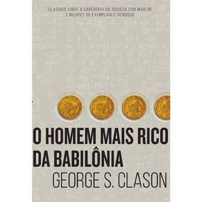 Livro de finanças pessoais: o homem mais rico da Babilônia