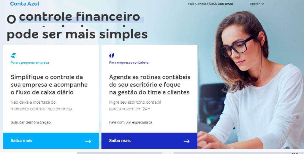 Opção de programa de gestão financeira
