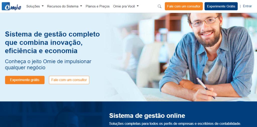 Empresa que oferece programa de controle financeiro