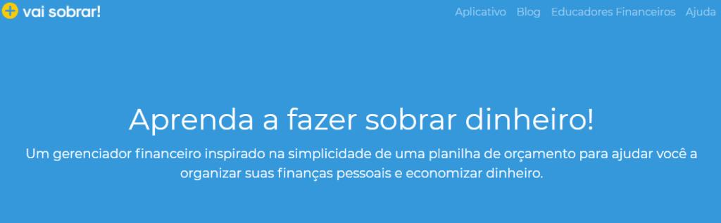 Programa para controle financeiro