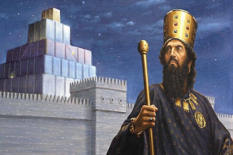 o homem mais rico da babilônia arkad