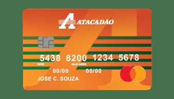 Cartão Atacadao