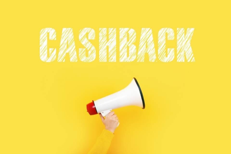 Alto-falante - Dinheiro de volta ou Cashback