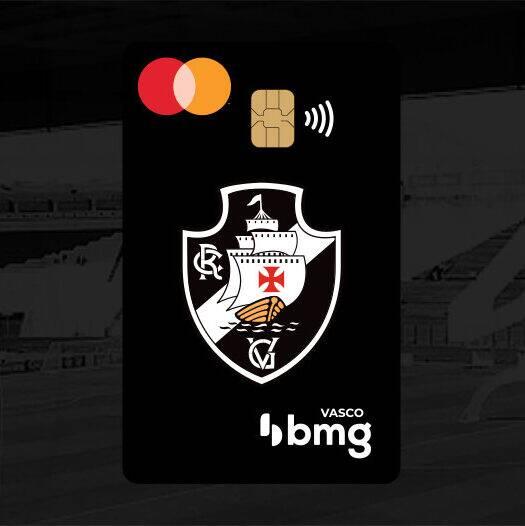 Cartão de Crédito Vasco
