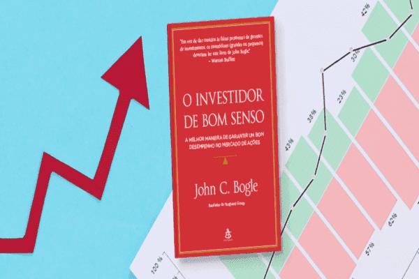 Capa do livro o investidor de bom senso livro