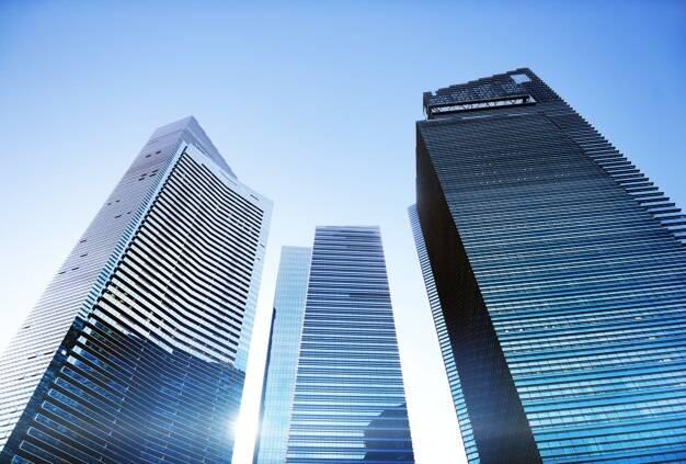 Fundos imobiliários - Lajes corporativas