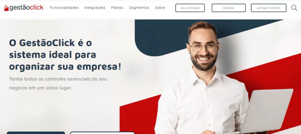 GestãoClick - Software de gestão empresarial