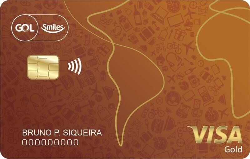 Cartão Smiles Santander Gold