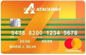 Cartão Atacadão