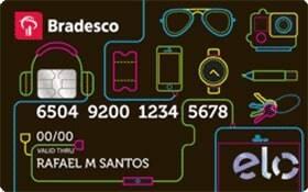 Cartão Bradesco Universitário
