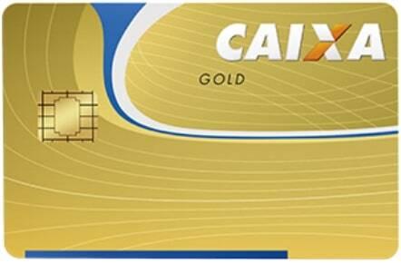 Cartão CAIXA Gold