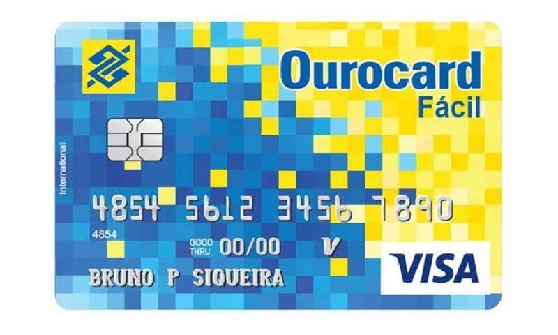 Cartão Ourocard Pré Pago