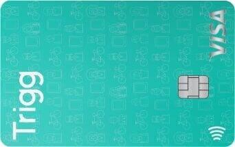 Cartão de crédito Trigg