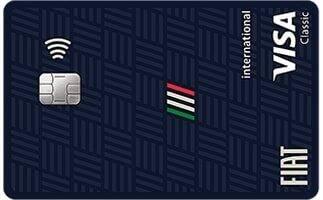 Cartão FIAT Itaucard International
