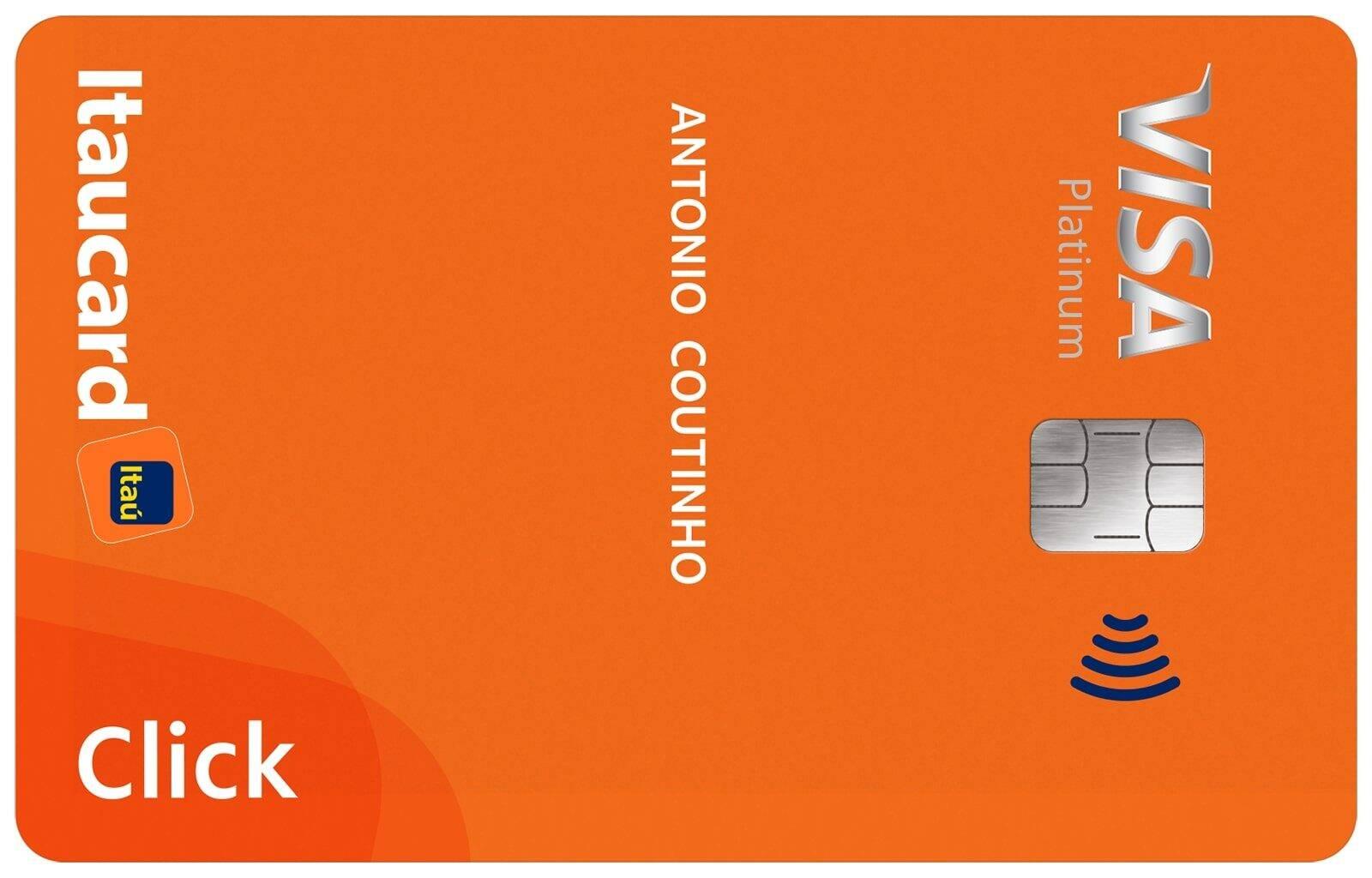 Itaucard Click Platinum