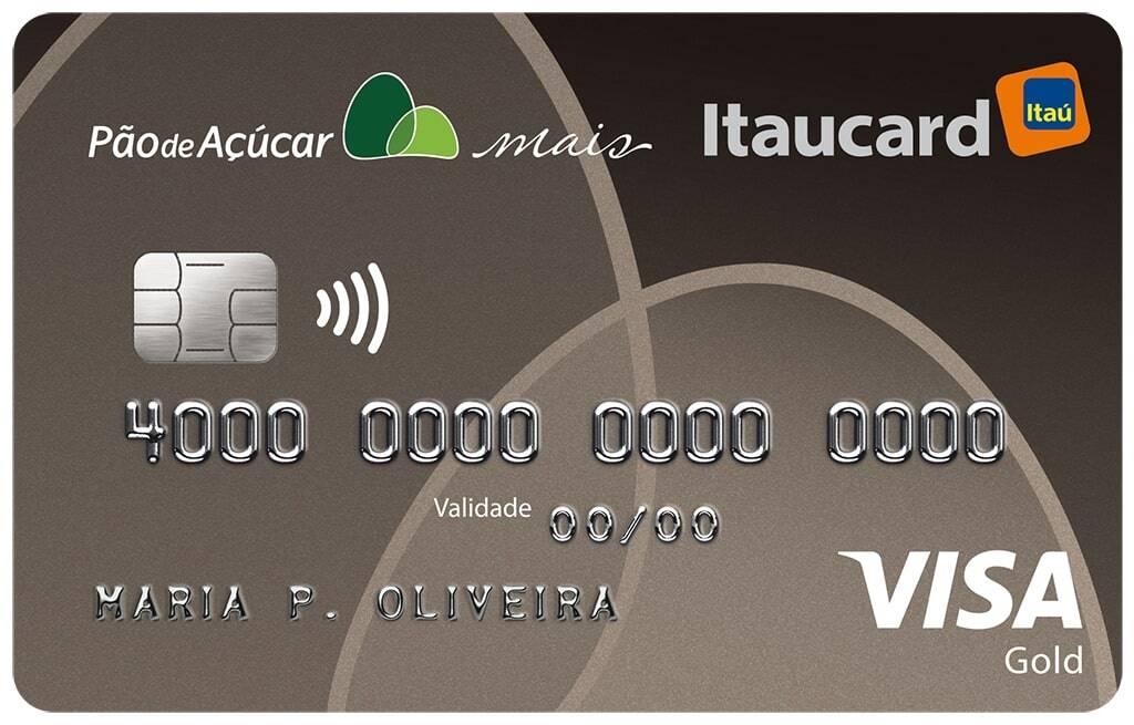 Pão de Açúcar Mais Itaucard Visa Gold
