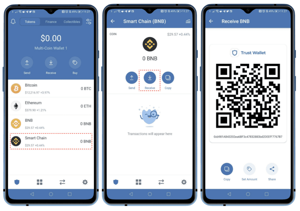 hot wallet para guardar bitcoin