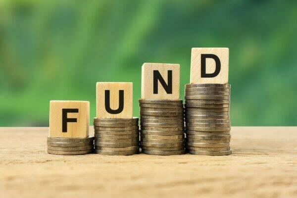 Fundos de investimento ilustração