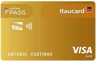 LATAM Pass Itaucard Gold