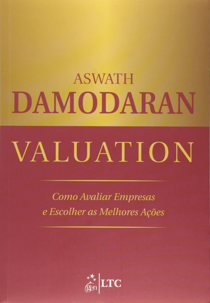 livros de investimento valuation