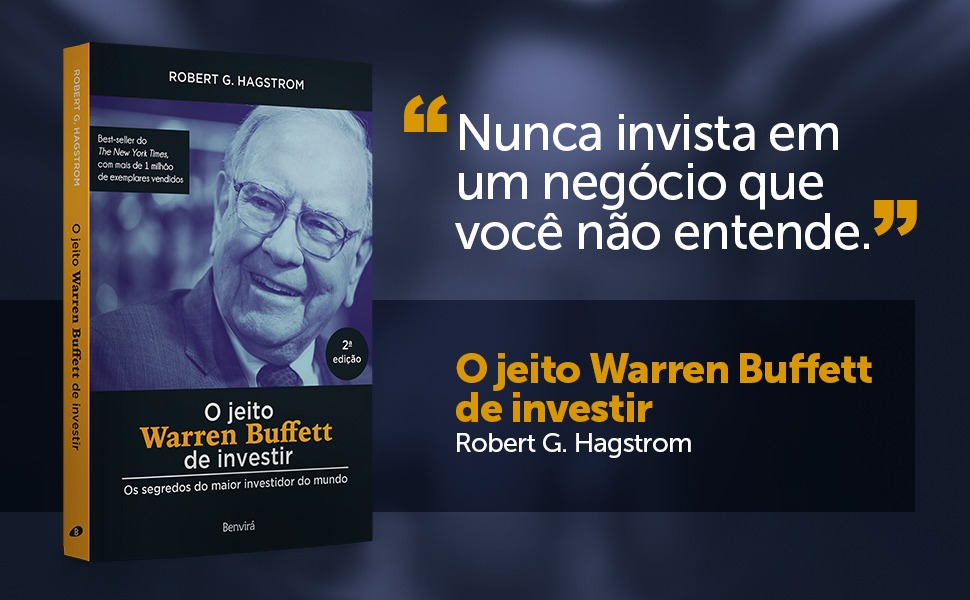 frase O Jeito Warren Buffett de Investir