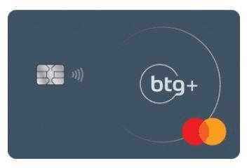 Cartão BTG+ Opção Avançada Invest+