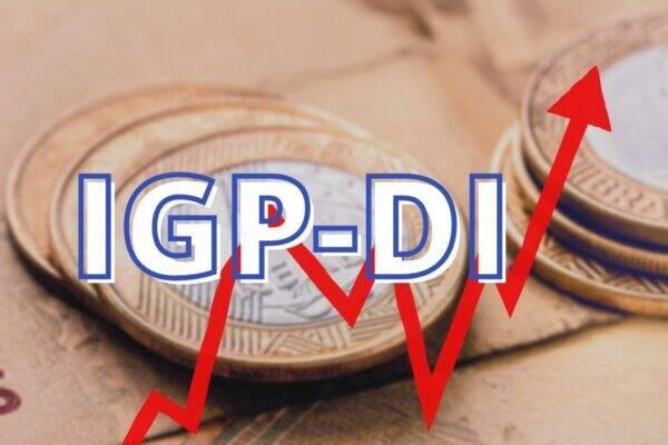 Imagem ilustrativa de tabela igp di fgv