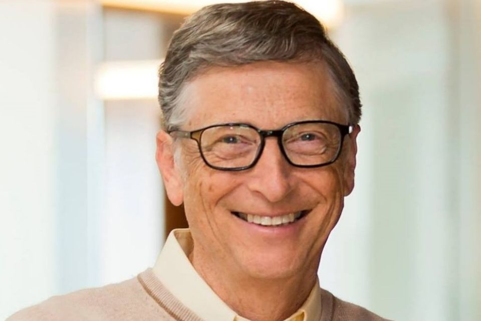 os homens mais ricos do mundo bill gates